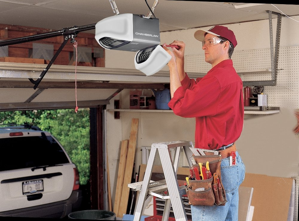 Garage Door Opener Installation Amp Repair Covenant Garage