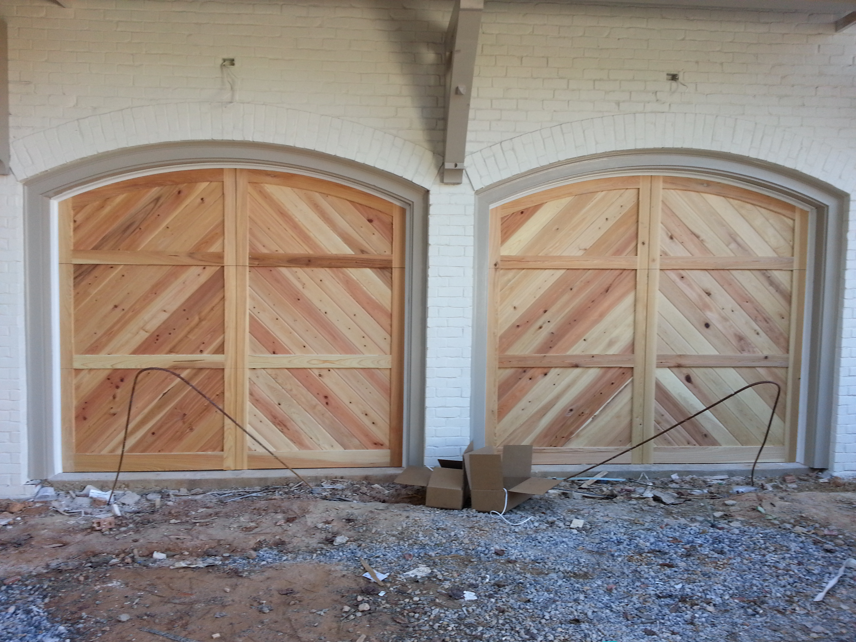 The Use Of Wooden Garage Doors Garage Door Repair