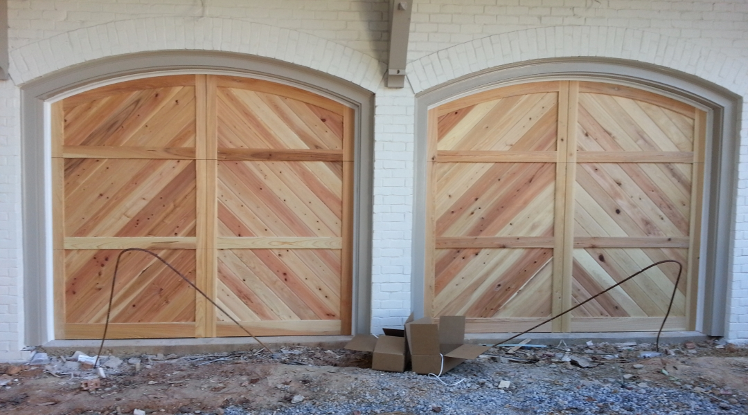 The Use of Wooden Garage Doors | Garage Door Repair Woodstock ...